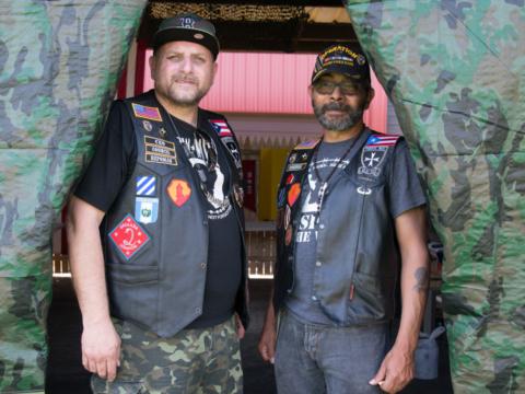 PR veterans